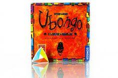 30,000 IDR/2 days Board game Ubongo menggunakan puzzle sebagai tema utama permainan. Bedanya, Ubongo memiliki komponen tambahan, yaitu papan permainan, batu permata berwarna-warni, dan jam pasir.