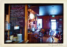 Alfred & Constance Cafe Bar in Fortitude Valley, Brisbane Cafe Bar, Brisbane, Beautiful Images, Restaurant, Drink, Design, Gourmet, Twist Restaurant, Beverage