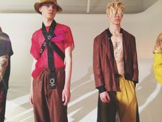 New York Fashion Week: Men   New York Men's Day