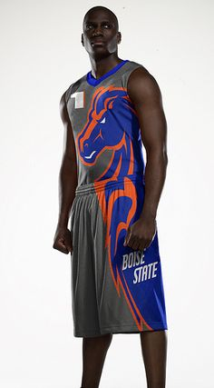 boise state 4 #boisestate #broncos #marchmadness