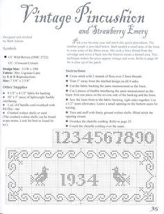 Cross Stitch Alphabet, Cross Stitch Samplers, Blackbird Designs, Cross Stitch Freebies, Pin Cushions, Symbols, Carriage House, Hand Stitching, Plum