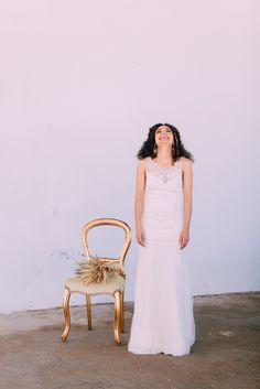 WEDDING INSPIRATION – Janita Toerien wedding dress