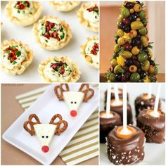 z christmas appetizers 4 - Pinterest Christmas Appetizers