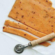 Basic Cheese Straw Dough | MyRecipes.com