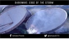 DARKWAVE EDGE OF THE STORM due for release SEPT 2016!