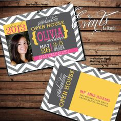 14 best graduation postcards invites images on pinterest