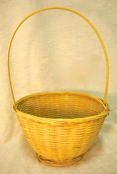 Light Yellow Basket