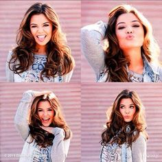 Danielle Campbell I MEAN LOOK AT HER