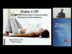 Introduction to TRE® Tension and Trauma Releasing Exercises - Shake it Off Slideshow Presentation - YouTube