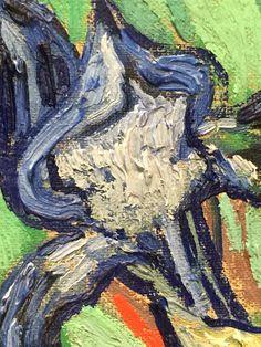 Van Gogh-detail Post Impressionism, Impressionist, Vincent Van Gogh Artwork, Van Gogh Paintings, Drawing Style, Art Van, Western Art, New Art, Poland