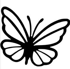 Bird Silhouette Art, Silhouette Cameo Projects, Silhouette Design, Butterfly Stencil, Butterfly Template, Cartoon Elephant, Bird Illustration, Cricut Creations, Applique Designs