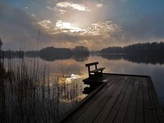 The bench by Tine Uffelmann on 500px