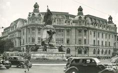 Bucuresti, anii '30. Piata Bratianu.