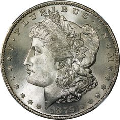 Which Morgan silver dollar sold for nearly $20,000 on eBay in December 2014? Here's the list of the Top 25 Morgan silver dollars sold on eBay in December 2014.