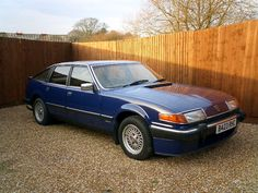 it might sound weird to some ,but if i had the ££ id love to get hold of a Rover SD1 and modernize it!, such a great looking car that I always wanted !!