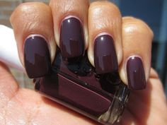 """Carry on"" by "" Essie Classy nail polish color"