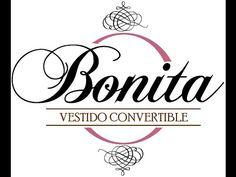 Vestido Convertible Bonita - Basico con top - YouTube