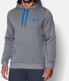 Shop Under Armour for Men's UA Rival Fleece Hoodie in our Mens Tops department.  Free shipping is available in US.