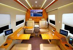 Travel like a BOSS ....Mercedes-Benz Sprinter JetVan