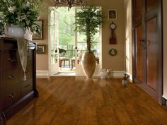 Candied Cherry - 12mm Laminate by Armstrong
