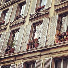 #travel #photography #Paris #france  #windows #architecture