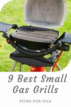 Need a small gas grill? Check out these top 9 small gas grills that will fit on small decks, patios and balconies. Some are portable too. Great options, especially number 5 of the list. 3 Burner Gas Grill, Propane Gas Grill, Gas Bbq, Best Small Gas Grill, Small Bbq, Beach Picnic Foods, Homemade Ice Pack, Best Gas Grills, Infrared Grills