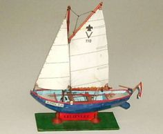 Paper Craft Name: Lelievlet Yacht Free Ship Paper Model DownloadDescription: This ship paper model is Lelievlet Yacht, created by ElfrinkBouwplaten, and the scale is in 1:38. You can download this …