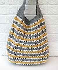 Over 150 Free Crochet Purse, Tote and Bag Patterns at AllCrafts.net
