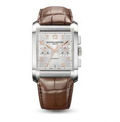 Erschwingliche Luxusuhren von Baume & Mercier: HAU MOA10029