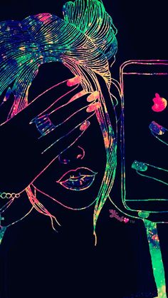 Wallpaper Glitter Neon New Ideas Cute Galaxy Wallpaper, Emoji Wallpaper, Tumblr Wallpaper, Cute Wallpaper Backgrounds, Wallpaper Iphone Cute, Love Wallpaper, Cellphone Wallpaper, Colorful Wallpaper, Disney Wallpaper