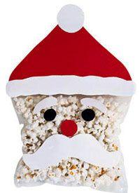 Popcorn e patatine di Natale. Speciale Natale - www.Sottocoperta.net