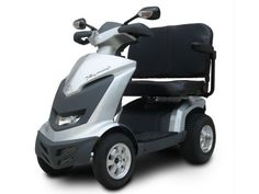 EV Rider Royale 4 Cargo TwoSeater Electric Mobility Scooter -- Click the VISIT button to view the details