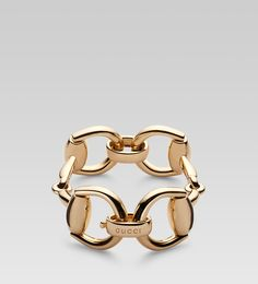 Gucci horsebit bracelet - reinvented classic
