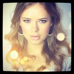 Tanya Burr, one of the best makeup artists on youtube!!!! love her