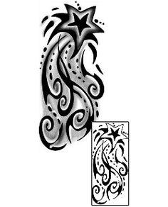 Shooting Star Tattoos Created by Anibal Shooting Star Tattoo, Shooting Stars, Wrist Tattoo, I Tattoo, Star Tattoos, Tribal Tattoos, Celestial Tattoo, Sanskrit Symbols, Astronomy Tattoo