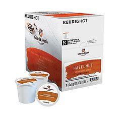 Keurig® K-Cup® Gloria Jeans® Hazelnut Coffee, Regular, 24 Pack | Staples
