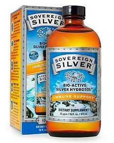 Natural Remedies - Soverign Silver
