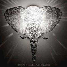 Animal Lace – Des superbes luminaires imprimés en 3D