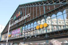 Mercat d'hostafrancs in Barcelona