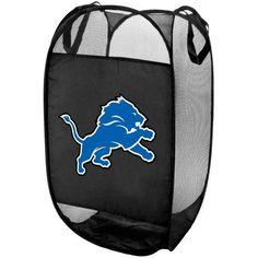 Detroit Lions Team Logo Laundry Hamper