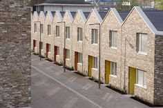 Anne Mews - Interesting housing project in Barking