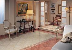 سيراميك رائع لأرضية غرفة الجلوس ديكور الاانا