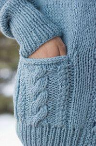 Lavori a maglia, 10 modelli maglia di cardigans ai ferri | diLanaedaltrestorie