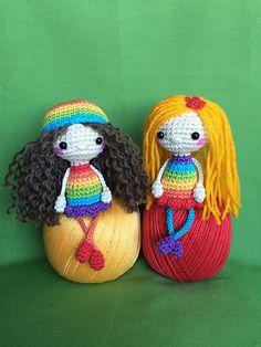 158 Beste Afbeeldingen Van Mini Popjes En Ander Klein Spul Crochet