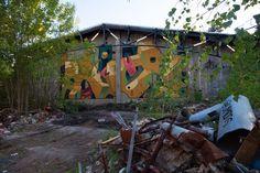 Artist - Mots — Muralist  @umots Mural Art, Street Art, Artist, Wall Art, Mural Wall Art, Mural Painting, Artists, Murals