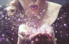 @christine_daae who has probably touched glitter today