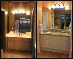 Cabinet Refinishing, and Granite Countertops