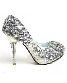 Round Toe Glittering Party Queen Women'S Shoes http://yourlz.com/rt