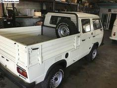 Vw Doka, Vw T3 Syncro, Vw Bus T3, Volkswagen, Vw Pickup, Beach Cars, Day Van, Mini Trucks, Vw Camper