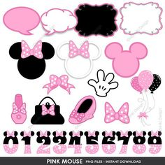 This item is unavailable Minie Mouse Party, Minnie Mouse Birthday Decorations, Minnie Mouse Theme Party, Minnie Mouse Baby Shower, Mickey Mouse Clubhouse Birthday, Minnie Birthday, Minnie Mouse Drawing, Minnie Mouse Clipart, Mickey Minnie Mouse